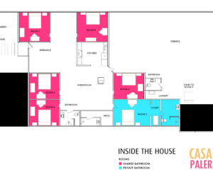 Casa Palermo Inside