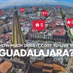 How much does it cost to live in Guadalajara ?