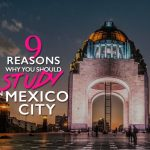 9 reasons why you should study in Mexico City